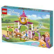 LEGO Disney Princess Kraljevske staje Ljepotice i Zlatokose (43195)