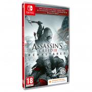 Assassin's Creed III + Liberation Remastered