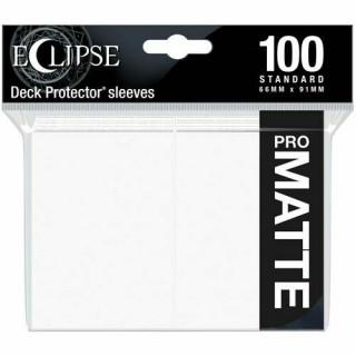 Eclipse Arctic White Matte Deck Protector 100 kom Merch