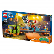 LEGO City Kamion za vratolomije (60294)