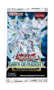 Yu-Gi-Oh! Dawn of Majesty Booster Pack (1 kom)