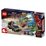 LEGO Super Heroes Spider-Man protiv Mysteriova napadačkog drona (76184)