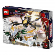 LEGO Super Heroes Spider-Man u dvoboju dronova (76195)