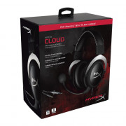 Kingston HyperX Cloud Gaming Headset,slušalice (sive) HX-HSCL-SR