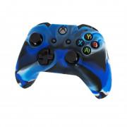 Xbox One Silikonska zaštitna navlaka (Camo Blue)