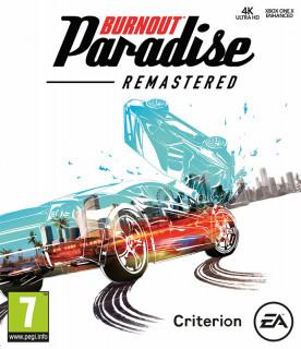 Burnout Paradise Remastered Xbox One