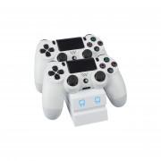 Venom VS2737 PS4  Punjač za 2 kontrolera (bijela)