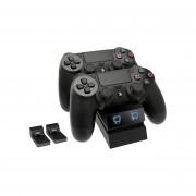 Venom VS2732 PS4 Punjač za 2 kontrolera (crna)