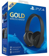 Sony Gold Wireless Headset (7.1) bežične slušalice MULTI