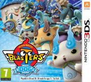 YO-KAI WATCH Blasters White Dog Squad 3DS