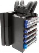 VENOM VS2736 stalak za punjenje  s držačem igre (PS4)