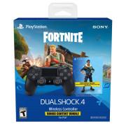 Playstation 4 (PS4) Dualshock 4 kontroler (crni) +  Fortnite DLC