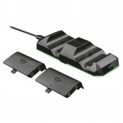 Trust 22376 GXT 237 Duo Charge Dock suitable for Xbox One