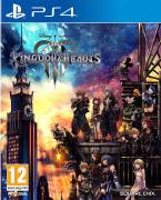 Kingdom Hearts III (3) PS4