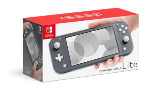 Nintendo Switch Lite Grey Nintendo Switch