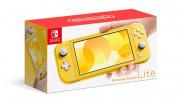 Nintendo Switch Lite Yellow Switch