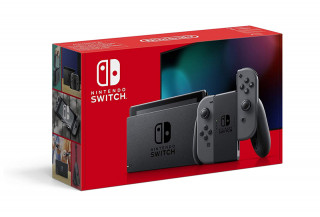 Nintendo Switch (Grey) (New-V2) Nintendo Switch