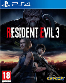 Resident Evil 3 PS4