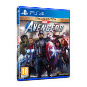 Marvel's Avengers Deluxe Edition PS4