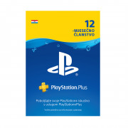 ESD HR - PlayStation Plus: 12-mjesečno članstvo PS4