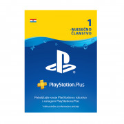 ESD HR - PlayStation Plus: 1-mjesečno članstvo PS4