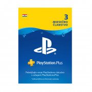 ESD HR - PlayStation Plus: 3-mjesečno članstvo PS4