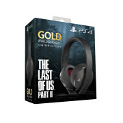 Sony Playstation Gold Wireless Headset (7.1) (The Last of Us Part II Limited Edition) PS4