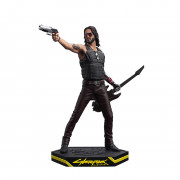 Cyberpunk 2077 Johnny Silverhand figura