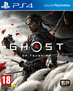 Ghost of Tsushima PS4
