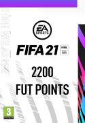 FIFA 21 2200 FUT Points PC
