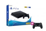Playstation 4 (PS4) Slim 500GB + PS4 Sony Dualshock 4 Kontroler PS4