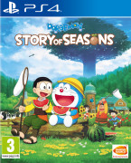 Doraemon: Story of Seasons PS4
