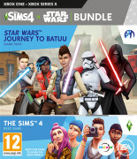 The Sims 4 + Star Wars Journey to Batuu