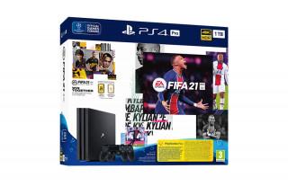 PlayStation 4 Pro (PS4) 1TB + FIFA 21 + DualShock 4 kontroler PS4