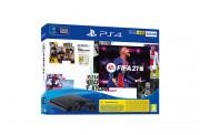 PlayStation 4 (PS4) Slim 500GB + FIFA 21 + DualShock 4 kontroler