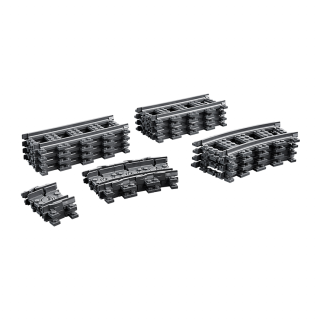 LEGO City Tračnice (60205) Merch