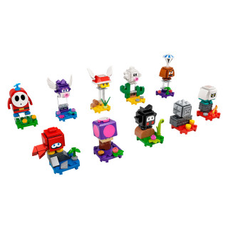 LEGO Super Mario Kompleti s likovima – druga serija (71386) Merch