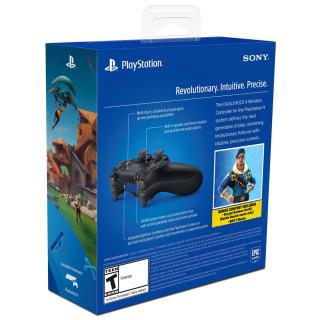 Playstation 4 (PS4) Dualshock 4 kontroler (crni) +  Fortnite DLC PS4
