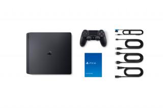 PlayStation 4 (PS4) Slim 500GB + FIFA 21 + DualShock 4 kontroler PS4
