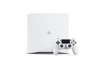 PlayStation 4 (PS4) Slim 500GB Glacier White (white) PS4