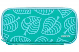 Nintendo Switch Lite Carrying Case + Screen Protector (Animal Crossing: New Horizons Edition) Nintendo Switch