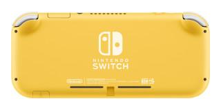 Nintendo Switch Lite Yellow Nintendo Switch