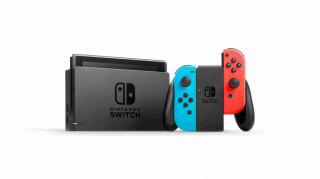 Nintendo Switch (Red-Blue) (Nova) Nintendo Switch