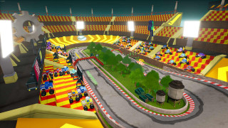 Blaze And The Monster Machines: Axle City Racers Xbox One