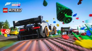 Xbox One S 1TB + Forza Horizon 4 LEGO Speed Champions + FIFA 21 + Gears of War 4 + dodatni kontroler (bijeli) Xbox One