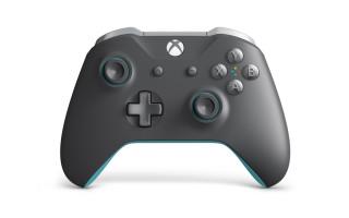 Xbox One bežični kontroler (Sivi/Plavi) Xbox One